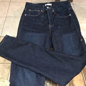 Good American Jeans - Good American Size 27x28 Rise 11